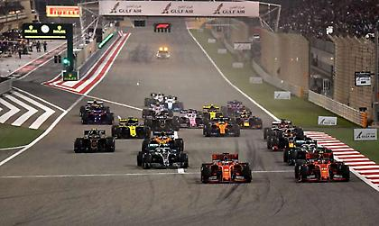 Μέχρι και Γενάρη του 2021 η σεζόν στη Formula 1