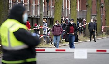 Κορωνοϊός - Γερμανία: Στους 389 οι νεκροί - Πάνω από 52.500 τα κρούσματα