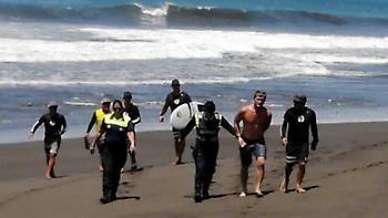 Συνελήφθησαν σέρφερ εν μέσω… πυροβολισμών στην Κόστα Ρίκα λόγω κορωνοϊού