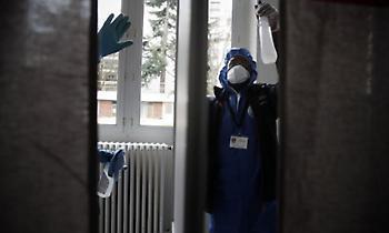 Κορωνοϊός - Γαλλία: Στους 2.606 οι νεκροί - 40.174 τα επιβεβαιωμένα κρούσματα
