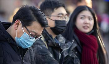 Τέσσερις νέοι θάνατοι και 31 νέα κρούσματα στην ηπειρωτική Κίνα