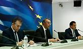 Κυβερνητικό πακέτο για τον κορωνοϊό: Τι θα ανακοινώσουν Σταϊκούρας, Βρούτσης, Γεωργιάδης