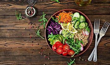 Έρευνα: Η φυτοφαγική διατροφή τα ανθυγιεινά σνακ και η καλή υγεία της καρδιάς