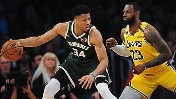 Το debate του ESPN για τον MVP: Γιάννης ή Λεμπρόν; (video)