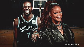 Τρόλαρε τον Ντουράντ για τον κορωνοϊό η Rihanna (pic)
