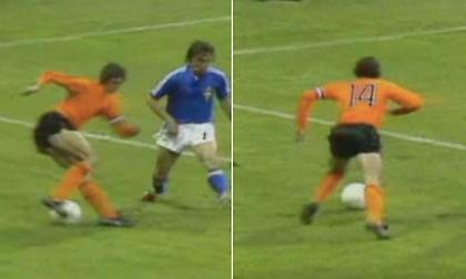 Το… θύμα της αξέχαστης «Cruyff Turn»