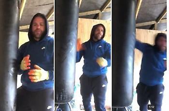 «Καμπάνα» αποκλεισμού σε πυγμάχο για απαράδεκτο βίντεο που έδειχνε το πώς «να χτυπάς μια γυναίκα»!