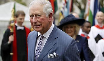 Έληξε η κατ' οίκον απομόνωση του θετικού στον κορωνοϊό Πρίγκιπα Καρόλου