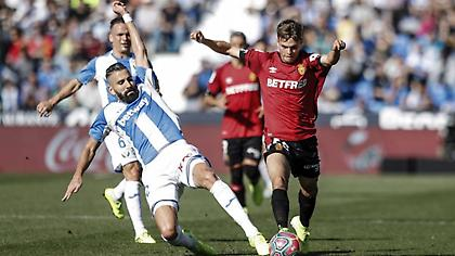 Δεύτερος σε τάκλιν στη La Liga ο Σιόβας