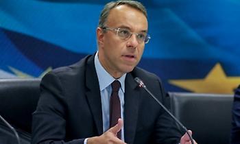 Σταϊκούρας: Δεν χρειάζεται προσφυγή στο «μαξιλάρι» ασφαλείας - Παροδική η ύφεση