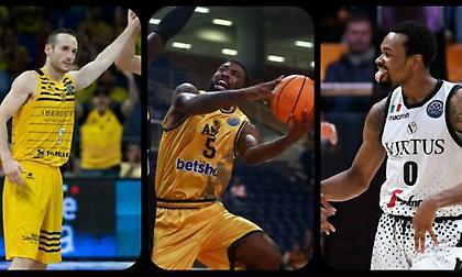 Basketball Champions League: Οι Τop 5 ομάδες στην ιστορία της διοργάνωσης! (videos)