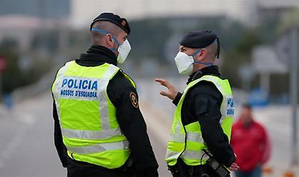 Κορωνοϊός: - Ισπανία: 849 νεκροί από τον κορωνοϊό το τελευταίο 24ωρο