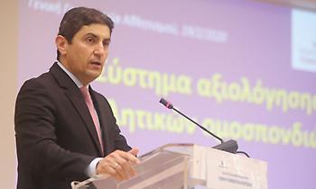 Αποδεκτό το αίτημα Αυγενάκη για τα μέτρα στήριξης σε φορείς και αθλητές