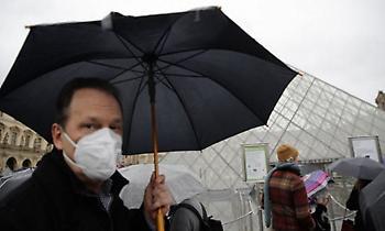 Γαλλία: Στους 3.523 οι νεκροί - Ξεπέρασαν τις 50.000 τα κρούσματα
