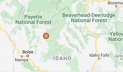 ΗΠΑ: Ισχυρός σεισμός 6,5R στο Άινταχο