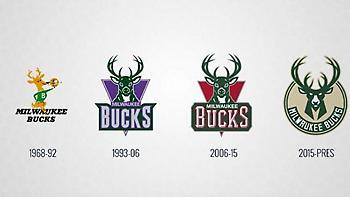 NBA: Τα σήματα των ομάδων και η εξέλιξή τους στον χρόνο! (video)