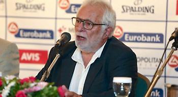 Τσαγκρώνης: «Δεν είναι λογικό να υπάρξουν υποβιβασμοί σε περίπτωση οριστικής διακοπής»