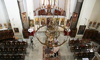 Θεία Λειτουργία χωρίς πιστούς στις εκκλησίες τη Μ.Εβδομάδα – Στις 26 Μαϊου ο εορτασμός της Ανάστασης