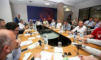 Νέα τηλεδιάσκεψη στον ΕΣΑΚΕ για την επικύρωση του «λουκέτου»