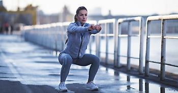 Απλές ασκήσεις ενδυνάμωσης για όλους που γίνονται στο σπίτι