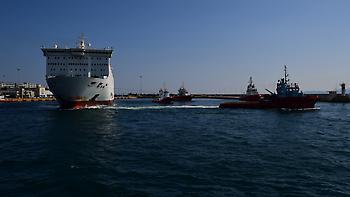 Πλοίο Βενιζέλος: Περισσότερα από 120 άτομα θετικά στον κορωνοϊό
