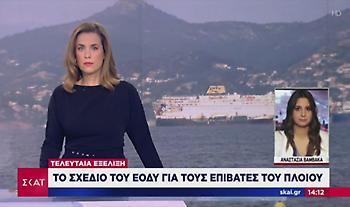 Κορωνοϊός: Ποιο είναι το σχέδιο για το πλοίο Ελ. Βενιζέλος με τα 120 κρούσματα