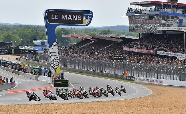 Αναβλήθηκε και το MotoGP της Γαλλίας