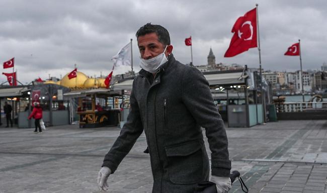 Τουρκία: 356 νεκροί από τον κορωνοϊό-18.135 κρούσματα