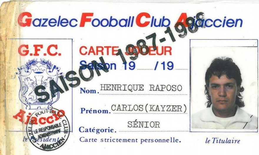 Κάρλος «Κάιζερ»: Ο ποδοσφαιριστής-απατεώνας που έκανε καριέρα... χωρίς να παίξει ούτε ένα λεπτό!