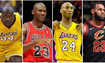 NBA: Οι παιχταράδες που μετέτρεψαν τους Τελικούς σε «one man show» (videos)
