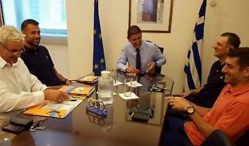 ΠΣΑΚ: «Κοντά μας ο Αυγενάκης, να βγει πιο δυνατό το μπάσκετ»