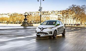 H Renault δίπλα στον καθημερινό αγώνα του προσωπικού υγείας
