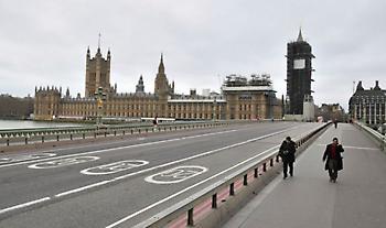 Βρετανία-Κορωνοϊός: 684 νέοι νεκροί - Ακόμα με πυρετό ο Μπόρις Τζόνσον