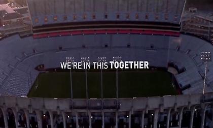 Το συγκινητικό μήνυμα του CBS Sports προς όλους τους φιλάθλους (video)