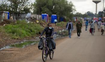 Νότια Αφρική-Κορωνοϊός: Πάνω από 1.500 κρούσματα - 7 νεκροί