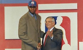 NBA Draft: Οι Top… χειρότερες επιλογές στο #1