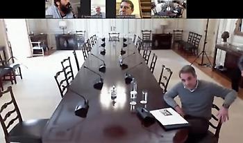 Επιστρατεύεται η 3D εκτύπωση: Τηλεδιάσκεψη Μητσοτάκη με εθελοντές για παραγωγή