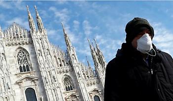 Κορωνοϊός: Ξεπέρασαν τους 15.000 οι νεκροί στην Ιταλία - 124.632 τα κρούσματα