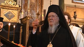 Ευχές του Οικουμενικού Πατριάρχη για ταχεία ανάρρωση στον Αρχιεπίσκοπο