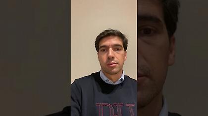 Στην πρωτοβουλία «χιλιόμετρα στο σπίτι» συμμετέχει ο Αμπέλ Φερέιρα (video)