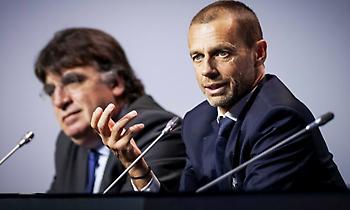 Τσέφεριν: «Πού πάνε από τη FIFA τα χρήματα της οικονομικής βοήθειας λόγω του κορονοϊού;»