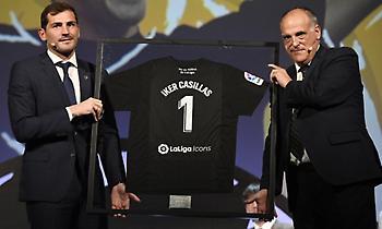 Η… ανατρεπτική πρόταση του Κασίγιας και η απάντηση του προέδρου της La Liga