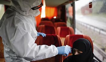 Κορωνοϊός-Τουρκία: 73 θάνατοι και 3.135 κρούσματα το τελευταίο εικοσιτετράωρο