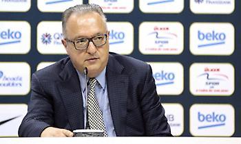 GM της Φενέρ: «Σχεδόν αδύνατο να βρεθεί πλάνο για την επανέναρξη της Ευρωλίγκας»