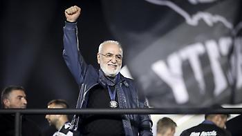 Σαββίδης: «Θέλω έναν πρωταθλητή και αυτάρκη ΠΑΟΚ»