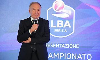 Αποφασίζει οριστική διακοπή σε όλα τα πρωταθλήματα μπάσκετ η ιταλική ομοσπονδία