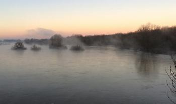 Ανεβαίνει η στάθμη του ποταμού Άρδα στον Έβρο