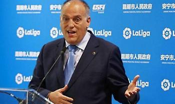 Τέμπας: «Αυτά είναι τα τρία πλάνα επανέναρξης της σεζόν – Αν δεν αρχίσει η La Liga χάνει 1 δισ.»