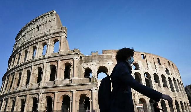 Ιταλία-Κορωνοϊός: 604 νέοι θάνατοι και άλλα 3039 κρούσματα