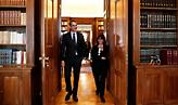 Τηλεδιάσκεψη Μητσοτάκη-Σακελλαροπούλου στις 11:00